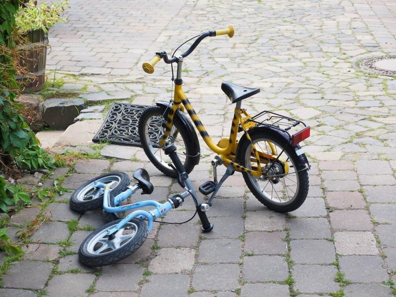 Tre grunde til, at Puky løbecykler er så populære