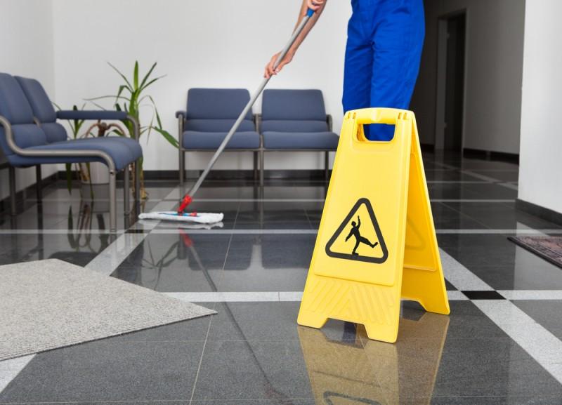 Gør ordentligt rent!