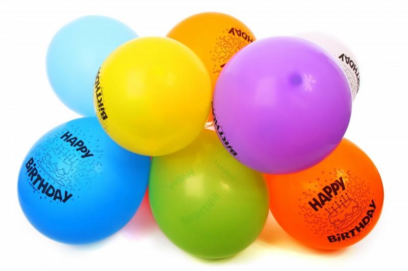 Skab en sjov og festlig stemning med helium balloner